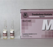 Trenbolona Acetato March 100mg/amp