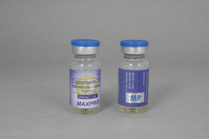 Cypionato British Dragon 200mg/ml (10ml)