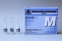 Enantato de Metenolona March 100mg/amp