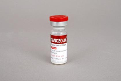 Estanozolol LA 50mg/amp