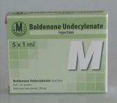 Undecilenato de boldenona March 200mg/amp